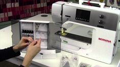The BERNINA 740 and 770 QE allow even absolute sewing novices to achieve excellent results. This video tutorial will take you through setting up your BE. Quilt Tutorials, Sewing Tutorials, Quilting Projects, Sewing Projects, Bernina Usa, Sewing Hacks, Sewing Tips, Sewing Ideas, Paleolithic Era