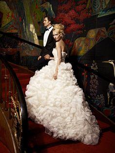 Wedding Dresses by Justin Alexander   Wedding Dress & Bridal Gown Designer   Image Gallery