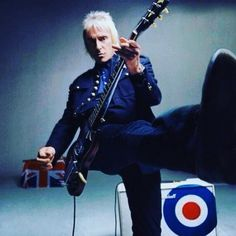 Happy Birthday Paul Weller  #modfather  Days of speed and slow-time Mondays Pissing down with rain on a boring Wednesday Watching the news and not eating your tea A freezing cold flat with damp on the walls  I say that's entertainment That's entertainment La la la la la La la la la la