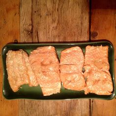 Grill roasted wild Alaskan king salmon with yuzu, sesame & ginger Chef's Essence, cooked up by John Sconzo!