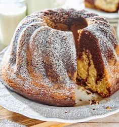 Polish Desserts, Polish Recipes, Polish Cookies, Pumpkin Cheesecake, Beautiful Cakes, Deserts, Food And Drink, Cooking Recipes, Bread
