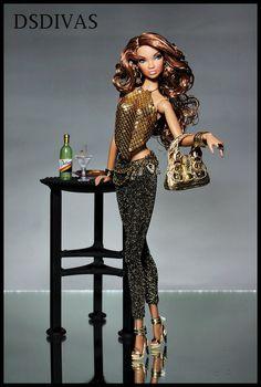 THE BLACK DOLL LIFE — (via . | Fashion Doll Island)