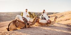 Married in Marrakech: Jane Lerman & Shane Fonner's Desert Wedding - HarpersBAZAAR.com
