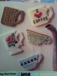Coffee cups 1/2