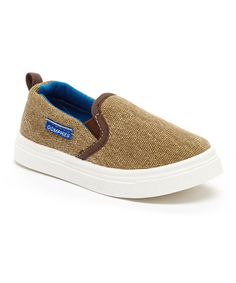 Another great find on #zulily! Tan Rascal Sneaker #zulilyfinds