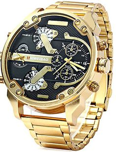 Select watch colors with styles. Nice stylish men's stainless steel watch for price offered.