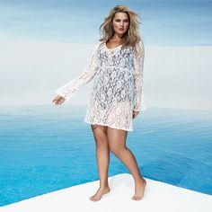 b44d2c8baf63d Plus Size Cover Up  Torrid  Plussize  Swimwear