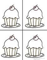 upcakes Printable for warhol project