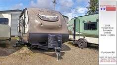 2016 Forest River Surveyor 243rbs For Sale at our dealership, Funtime RV...