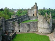 Chepstow is a Norman castle perched high above the banks of the river Wye in Southeast Wales. Construction began at Chepstow in 1067, less than a year after William the Conqueror was crowned King of England.