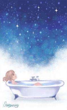 stargazing in my dream :)