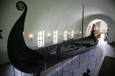 Museum on the Bygdøy peninsula with the world's best-preserved Viking ships and finds from Viking tombs around the Oslo Fjord. The adventure...