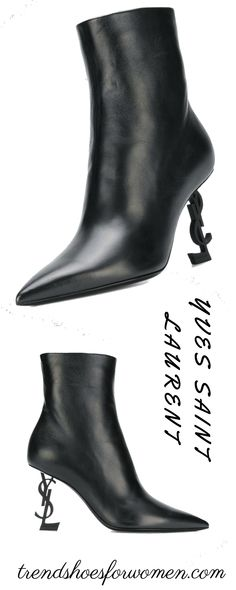 e6fb98fd40da Fashion Leather Shoes For Women. Wide Ankle BootsAnkle ...
