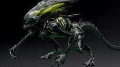 Aliens CM - Ranger Spitter by S.ALTAIR - 3D model