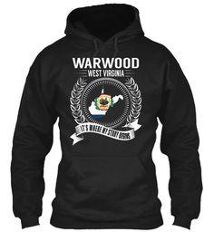 Warwood, West Virginia - My Story Begins