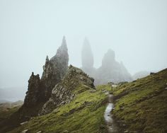Rocky hike in Scotland, by Jared Chambers | VSCO Grid