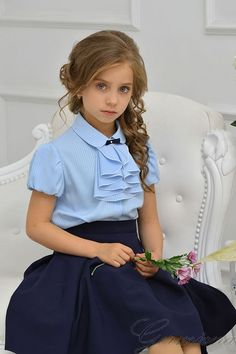 Cute Fashion, Girl Fashion, Grandma Dress, Kids Outfits, Cute Outfits, Man Dressing Style, Girls Dresses, Flower Girl Dresses, School Uniform Girls