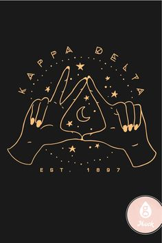 big little reveal themes Kappa Delta Hand Sign Cosmic Universe Kappa Delta Hand Sign Cosmic Universe Kappa Delta Hand Sign Cosmic Universe<br> Kappa Delta Canvas, Kappa Delta Crafts, Kappa Delta Shirts, Kappa Delta Sorority, Delta Phi Epsilon, Sorority Canvas, Tri Delta, Sorority Crafts, Sorority Shirts