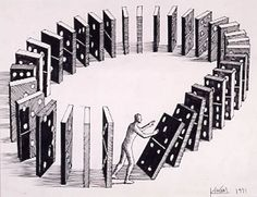 Kreative Discussions: The Domino Effect