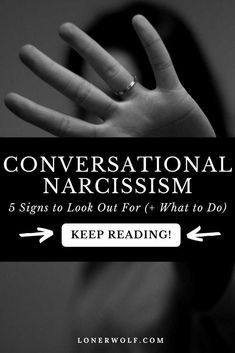 Conversational narcissism treats you like an object rather than a human being. Here are 5 signs of the conversational narcissist to look out for and how to regain empowerment ... #conversationalnarcissist #narcissism #conversationalnarcissism Do You Feel, How Are You Feeling, Ego Quotes, Personal Boundaries, Self Absorbed, Self Exploration, Monologues, Spiritual Awakening, Narcissist