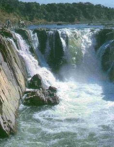 The River Mother: | Don't know why the Narmada river occupies such a fond place in my heart. Whenever I think of Her, I am off into some other world. Even the mighty Ganges leaves me cold. But mention the word Narmada and a frisson of joy courses through me, like that mighty river.