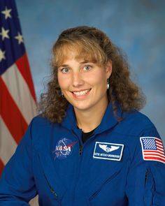 Dottie Metcalf-Lindenburger is the first Space Camp graduate to become an astronaut. She attended Space Camp in 1989, and was selected as an astronaut candidate in 2004. In 2010, she flew on STS-131 and logged over 362 hours in space.