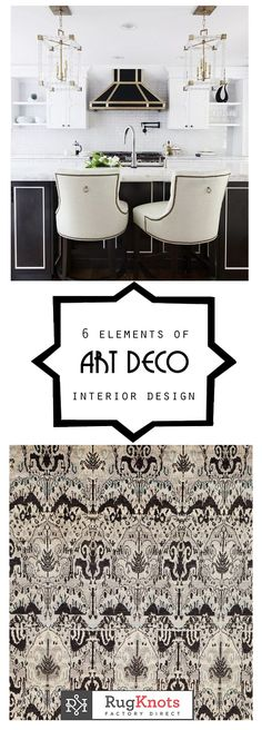 Searching for your interior design style? Art Deco is a glamorous style inspired by the 1920s. If you love luxury, rich colors, minimalism, and statuettes, you'll love Art Deco!