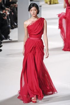 Elie Saab.......I've now learned this is my absolute favorite designer!!!! :o)