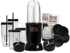Magic Bullet Black Edition Express Blender and Mixer System on shopstyle.com