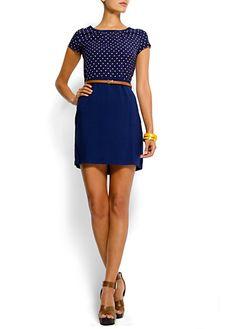 Mango Heart Dress