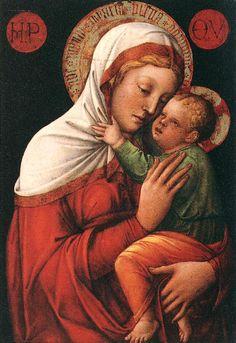 ......Virgin and Child - Jacopo Bellini......!!!!!!!!!!!!