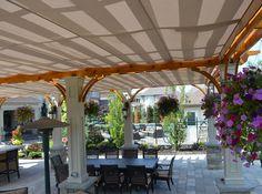 Retractable Canopies in Vaughan | ShadeFX Canopies
