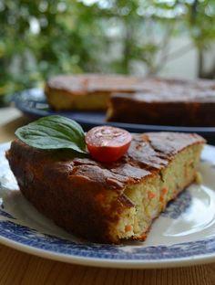 cake giaourti karoto dyosmo5edited Olive Bread, Bread Cake, Banana Bread, Recipies, Cheesecake, Baking, Breakfast, Desserts, Food