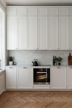 Kitchen Room Design, Home Decor Kitchen, Interior Design Kitchen, New Kitchen, Home Kitchens, Kitchen Dining, Interior Modern, Interior Exterior, Home Interior
