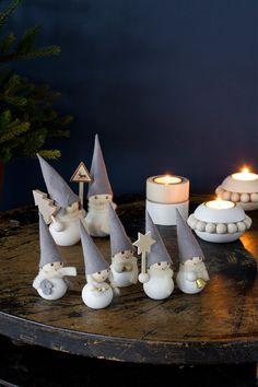Aarikka - Christmas elf ornaments