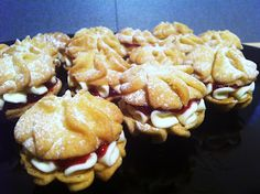 Melt in your mouth...Viennese whirls