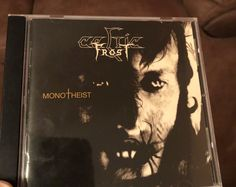 "CD #celticfrost ""Monothiest"
