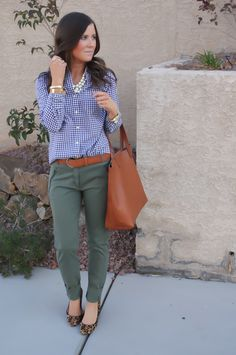 54 Best Olive Green Outfit Images Casual Styles Colored Pants