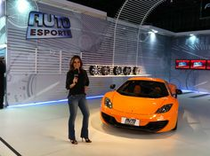 Millena Machado e o melhor do Salão do Automóvel!