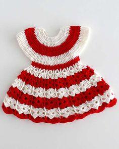1000+ images about Crochet Dresses Potholders & Videos on ...