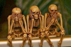 TideMonteiro Blogger: 10 Fatos Surpreendentes sobre o Esqueleto!