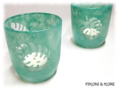 Shot Glass, Tableware, Upcycling Ideas, Nail Polishes, Dekoration, Dinnerware, Dishes