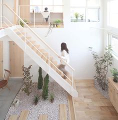Small Japanese Gardens / Kofunaki House
