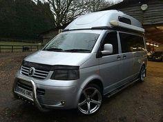 eBay: VW Transporter T5 2.5TDI Auto-Sleeper Topaz 2 Berth Camper Van #vwcamper #vwbus #vw
