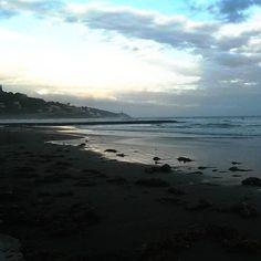 Después de la #tormenta llega la #calma en #Benicàssim. #playa #BienvenidoOctubre #Benicassimparaiso