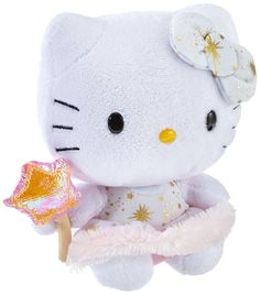 b706e8f6219 Ty Hello Kitty Beanie Babies â   8 in â   Angel 40960