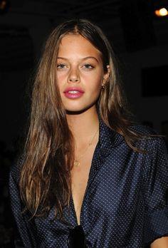 MODEL CRUSH: JESSICA CLARKE | NEW ZEALAND BEAUTY - Le Fashion