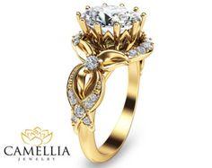 Este diamante de 1 quilate anillo es uno de los regalos más románticos que puede dar a una mujer! Ella caerá en amor con usted en todo otra vez cuando ella abre el cuadro para estos mágico anillo de compromiso. Si usted está de compras para un regalo de aniversario, regalo de día de San Valentín o regalo de cumpleaños, nuestros anillos de diamantes son justo lo que buscas. Estos 18K anillos oro sólidos son elegantes pero simples y será una pieza de joyería que puede llevar cada uno y todos…