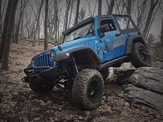 """In April 2016 we made the trek from just south of Boston, MA to Tremont, PA for a weekend of torture testing at Rausch Creek Offroad Park. Do Rock Krawler's suspension components really hold up to any abuse you throw at them? Are their products really worth the price? We added their3.5"""" Mid Arm Flex Suspension set up to our 2015 Jeep Wrangler JK 2 Door Sport to answer these questions and see if their systems really do live up to their word. The 6 hour journey and 10 hour day on the unc..."""