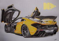 McLaren #mclaren #p1